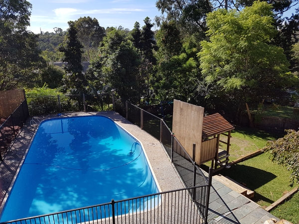 Housesitting assignment in Belrose, New South Wales, Australia