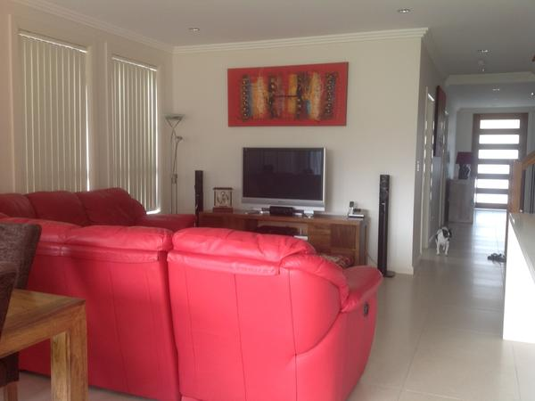 Housesitting assignment in Revesby Heights, New South Wales, Australia