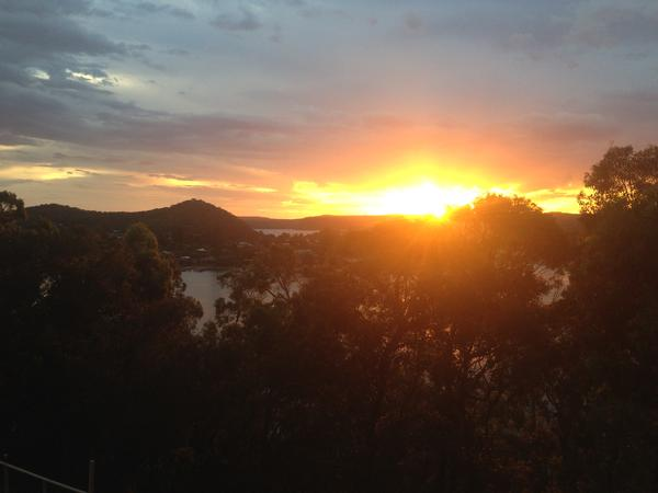 Housesitting assignment in Daleys Point, New South Wales, Australia