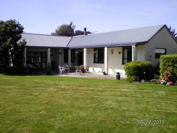 Housesitting assignment in Oamaru, New Zealand