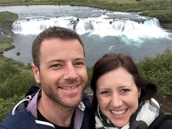 Adrienne & Dylan from North Fitzroy, Victoria, Australia