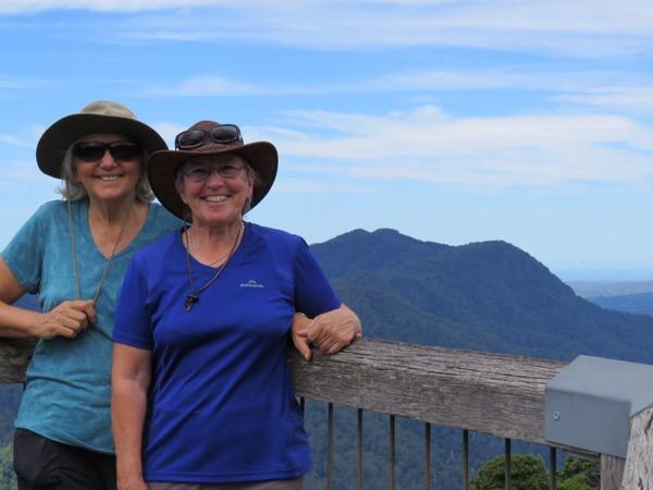 Susan & Christine from Bangalow, New South Wales, Australia