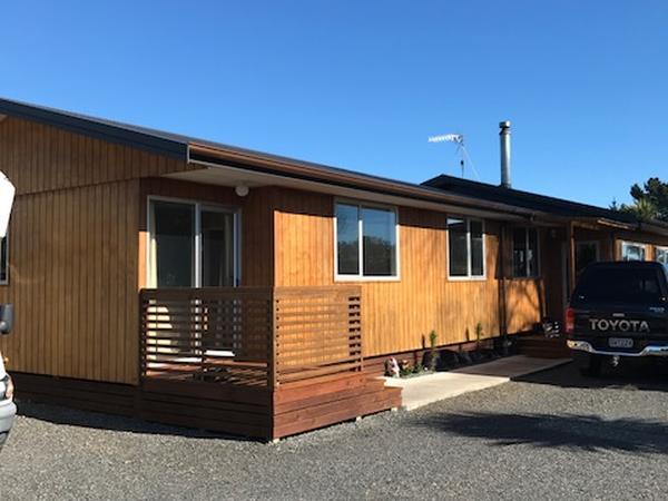 Housesitting assignment in Waitarere, New Zealand