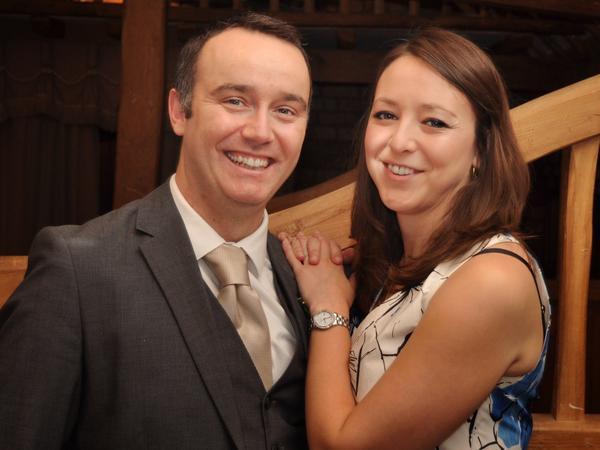 Sarah & Ray from Leiden, Netherlands