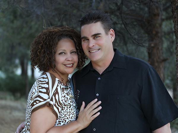 Donna & Dieter from Irvine, CA, United States