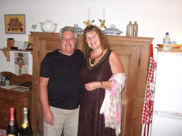 Carole & Stephen from Nantes, France