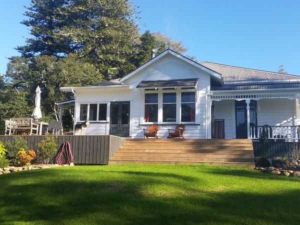 Housesitting assignment in Okaihau, New Zealand
