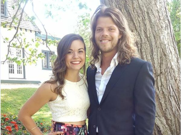 Jessica & Evan from Hamilton, Ontario, Canada