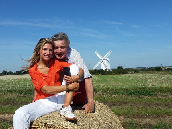 Karin & Johan from Sandwich, United Kingdom