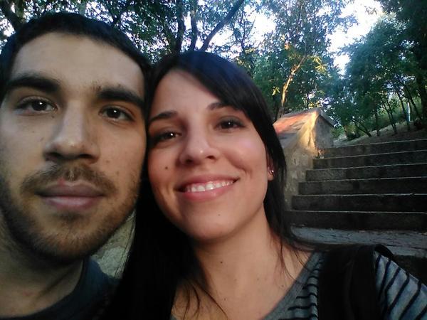Lihuel & Fernanda from São Paulo, Brazil