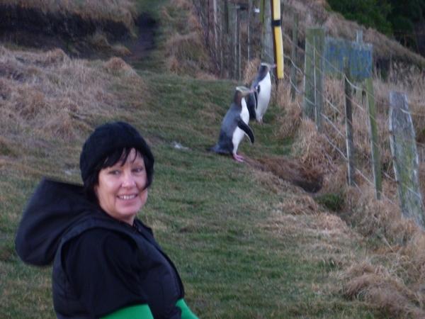 Angela from Dunedin, New Zealand