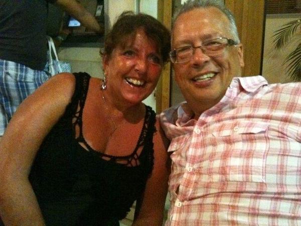 Peter & Jacqueline from Pissoúri, Cyprus