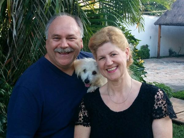 Tamara & Michael from Yucatán, Mexico
