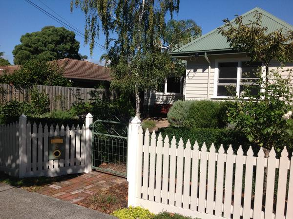 Housesitting assignment in Croydon North, Victoria, Australia