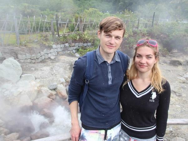 Laura & Tanbay from Bangkok, Thailand