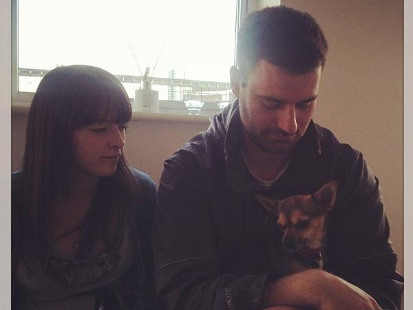 Georgina & James from Menai Bridge, United Kingdom