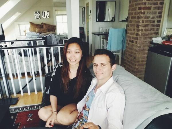 Tiffany & Endri from Philadelphia, PA, United States