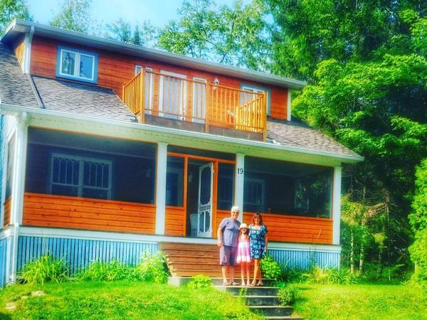 Housesitting assignment in Fossambault-sur-lac, QC, Canada