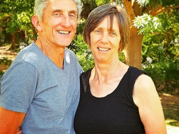 Helen & Alan from Shepparton, Victoria, Australia