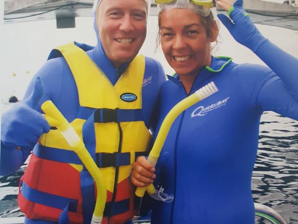Janet & Joseph from St Helens, United Kingdom