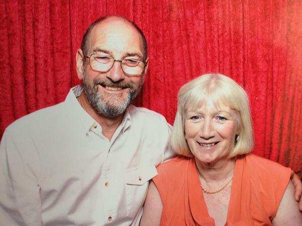 Margaret & Geoff from Peterborough, United Kingdom