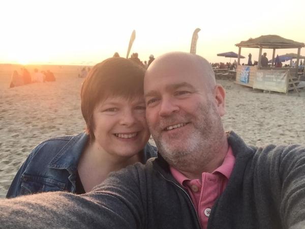 Lisa & Glenn from Northampton, United Kingdom