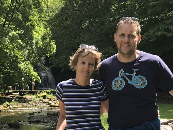 Richard & Alexis from Horsham, United Kingdom