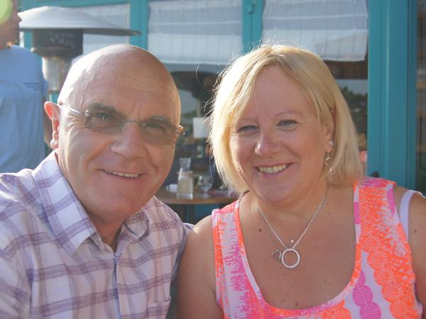 Ann & Peter from Guingamp, France