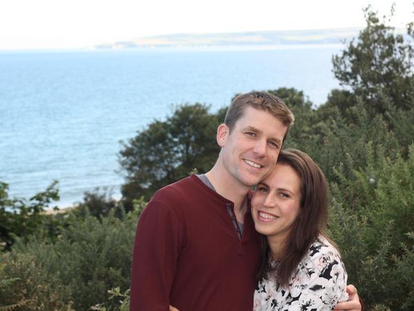 Daniel & Gizely from Verwood, United Kingdom