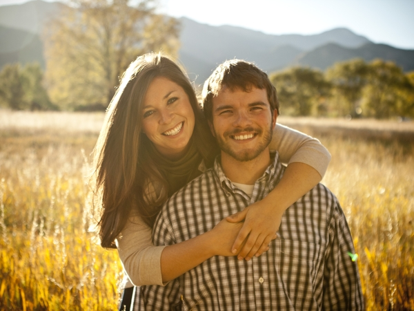 Adam & Lindsey from Colorado Springs, Colorado, United States