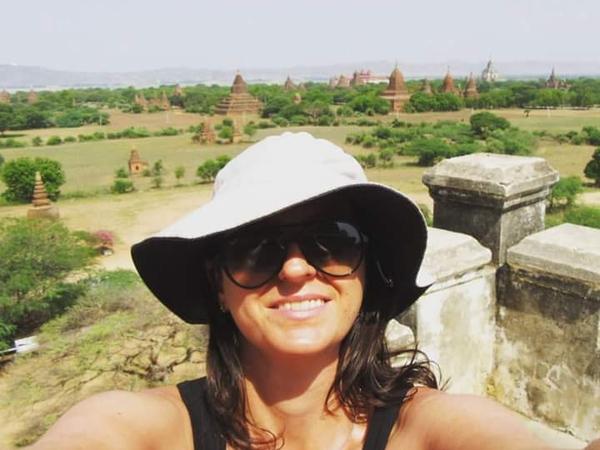 Patricia from Brasília, Brazil