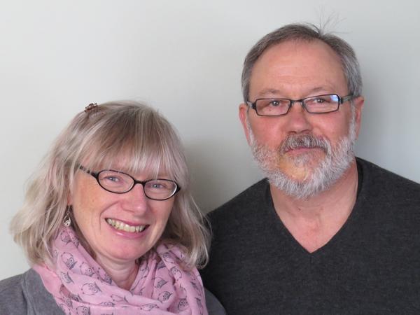 Alison & Pat from Nanaimo, BC, Canada