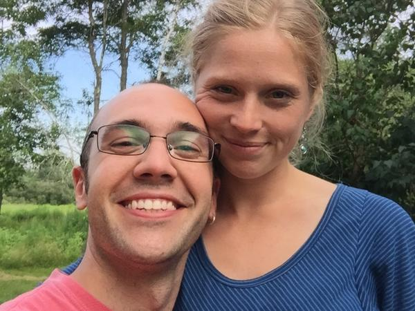 Nathaniel & Anna from Belfast, Maine, United States
