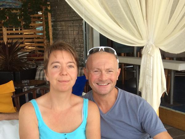 Sarah & Charles from Woodnewton, United Kingdom