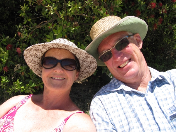 John & Jan from Auckland, New Zealand
