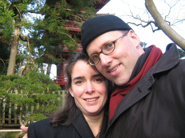 Carlyle  & Nadine from Palo Alto, CA, United States