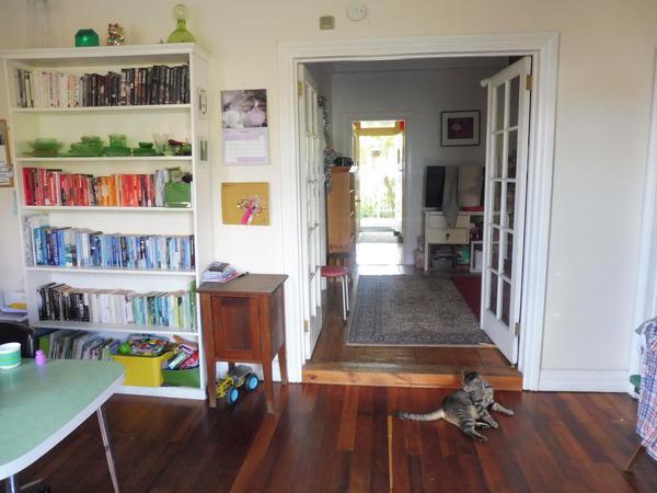 Housesitting assignment in Seddon, Victoria, Australia