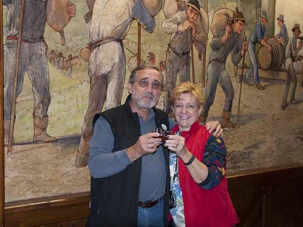 Francisco & Pamela jane from Calgary, Alberta, Canada