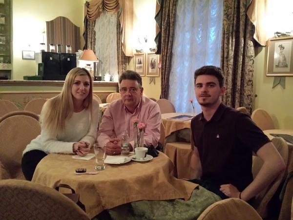 Hachi & Juan fernando from Granada, Spain