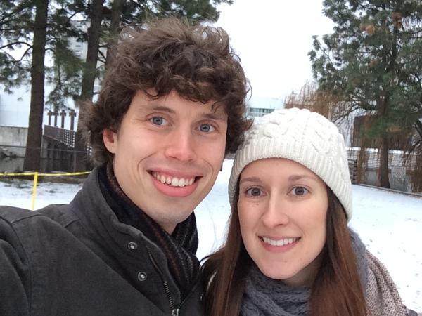 Amanda & Eric from Cleveland, OH, United States
