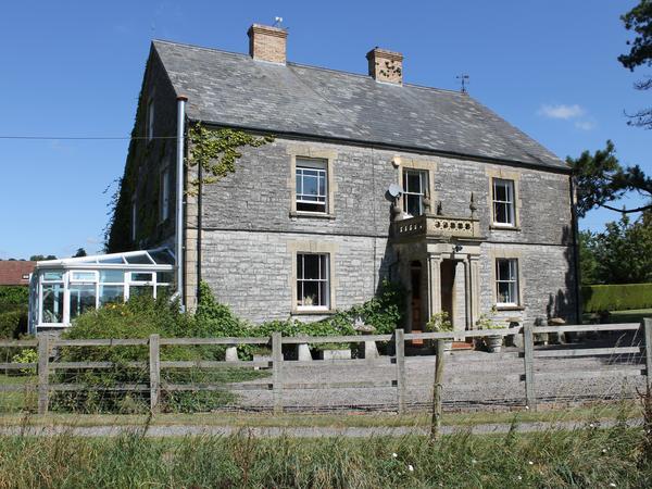 House sitting in rural Somerset