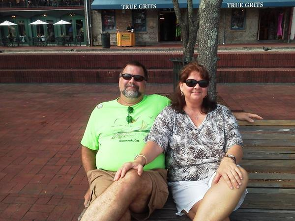 Thomas & Brenda from Thomaston, GA, United States