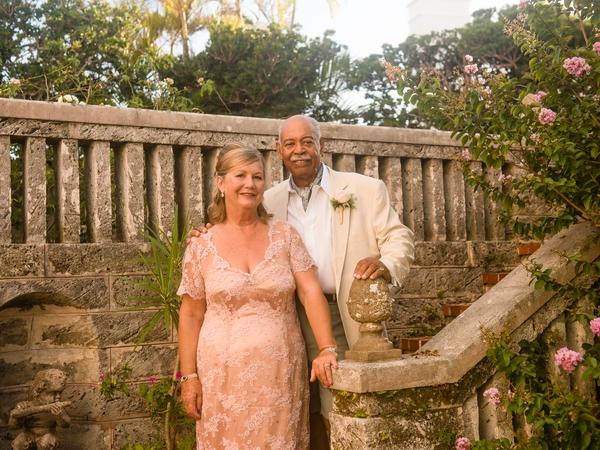 Miranda & Eugene from Bethaven, Bermuda