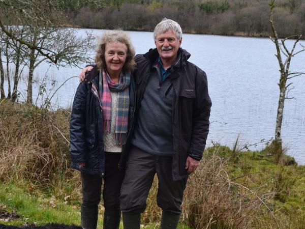 Martin & Pamela from Newport, United Kingdom