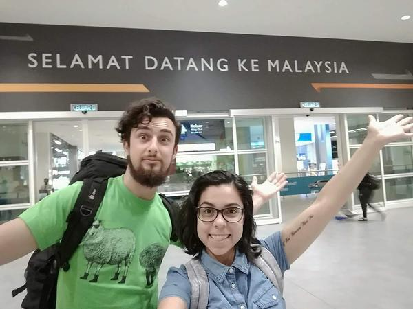 Ana & Agustin from Kuala Lumpur, Malaysia