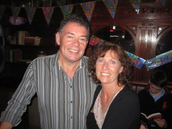 Derek & Freda from Blaxland, New South Wales, Australia