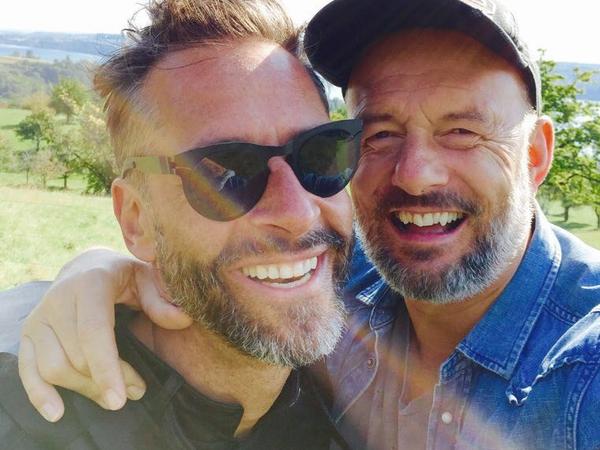 Oliver & Markus from Stuttgart, Germany