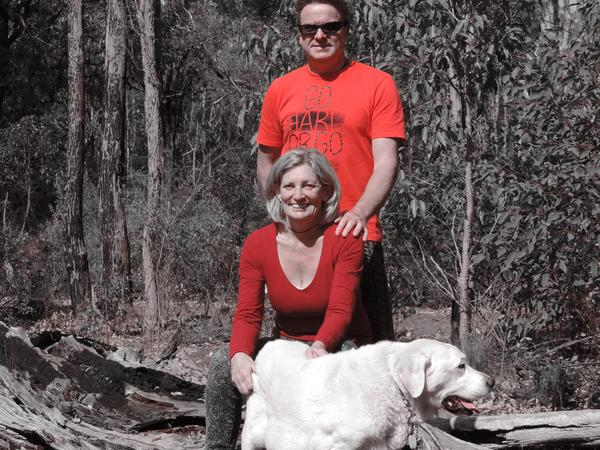 Bernadette & Martin from Rockingham, Western Australia, Australia