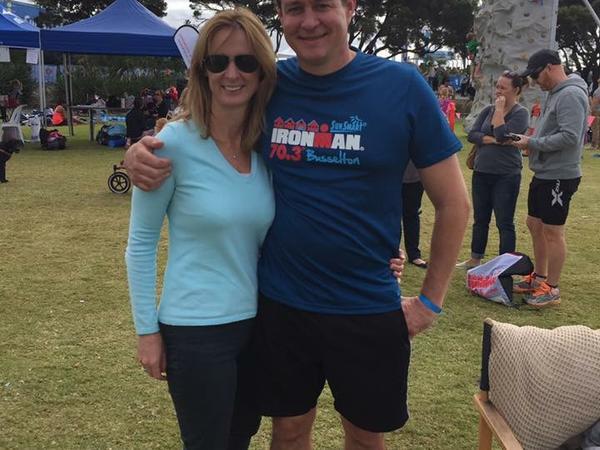 Kaylene & Aaron from Perth, WA, Australia