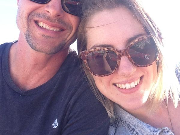 Kerriann & Rasmus from Murwillumbah, NSW, Australia